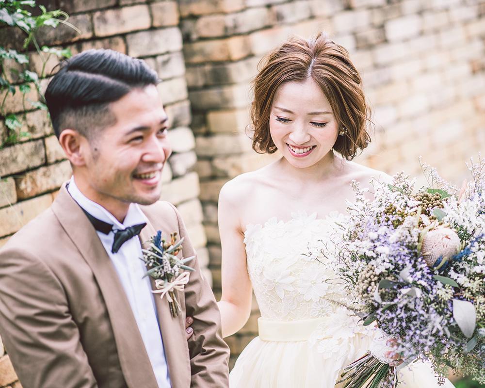 少人数結婚式の流れとプログラム例